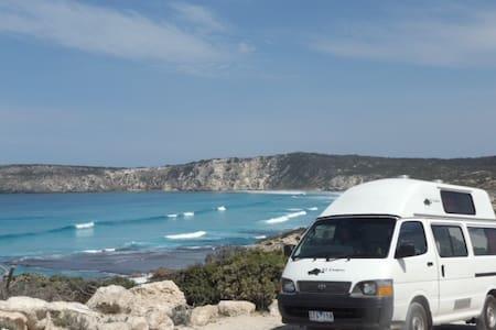 Kangaroo Island Campervan Hire - Camper/RV
