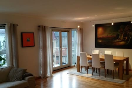 Beautiful apartment in the heart of Bergen - Pis
