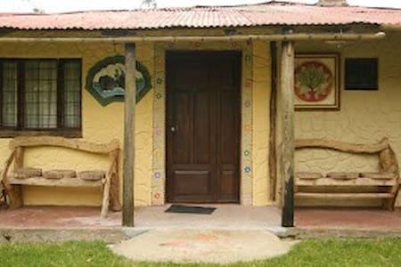 Hermosa Cabaña Campestre Bhumi - Kisház