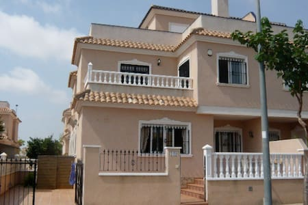 2 BEDROOMED TOWNHOUSE NEAR AMENITIES 3 - Torre de la Horadada - Huis