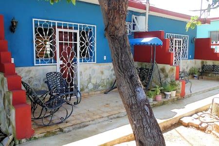 Casa Buenavista-Ecoturismo Nicaro (Room Saetía) - Ház