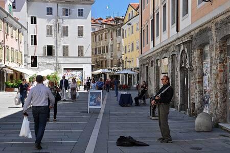 Soggiorna a 30 secondi da Piazza Unità - Trieste - Apartment
