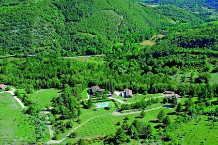 Agriturismo Il Casotto - Chiusi della Verna - Villa