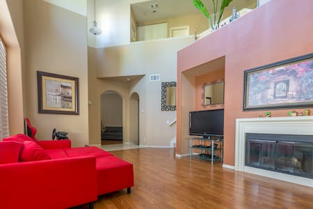 5Mins From Disneyland Modern Home 2 - Townhouse
