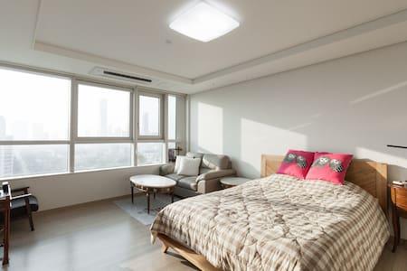 ★Posh&Cozy/ICN 30mins/Entire place★ - Apartamento