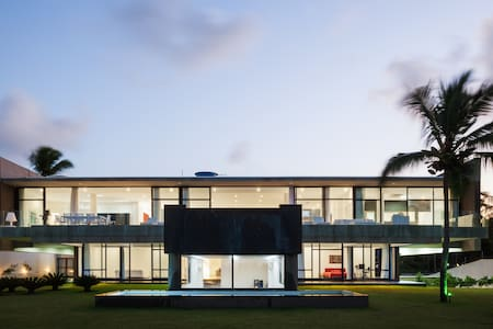Hollywood house in Brazil - Tibau do Sul - House