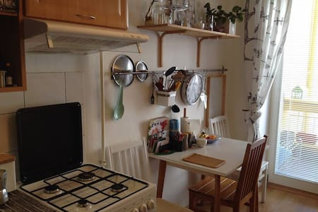 Room in The Heart of C. Budejovice - Apartment