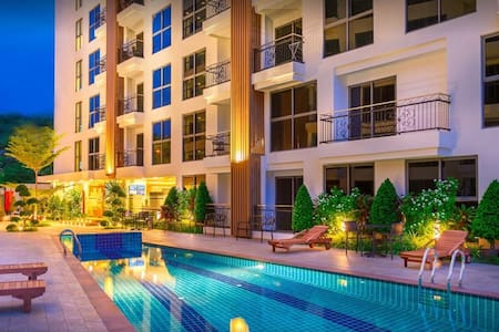 City Garden Pratumnak - Pattaya - Apartment