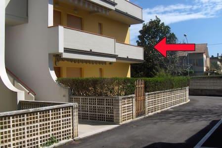 Appartamento a soli 100 metri dalla spiaggia - Apartamento