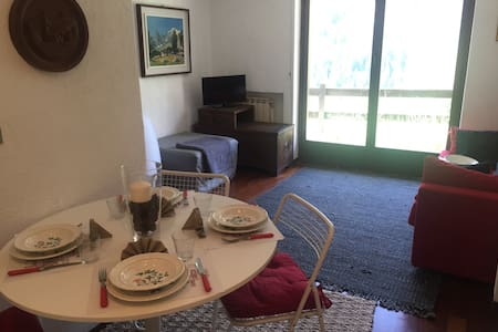 Courmayeur,Lovely Flat, Sky Relax - Apartment