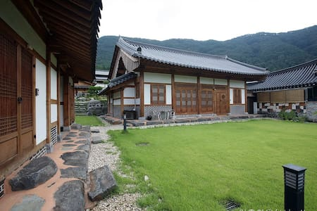 Georgeous Hanok Traditional House - Damyang-gun