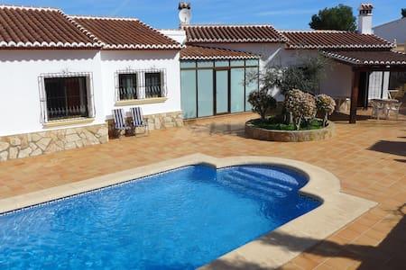 Beautiful villa with swimming pool - Casa de camp
