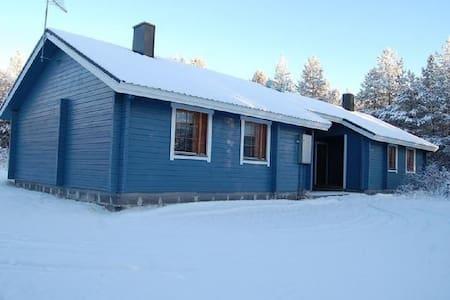Really peaceful place near Ruka Ski resort - Kuusamo - Hytte