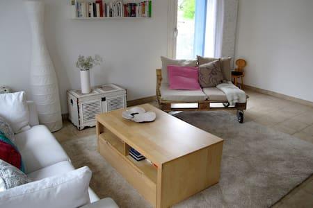 Chambre Claire et Calme - Friburgo
