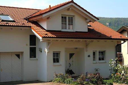 2-Zimmer-Wohnung in Aussichtslage - Appartement