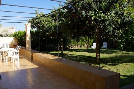 House with garden  La Vileta Palma - Sa Vileta-Son Rapinya