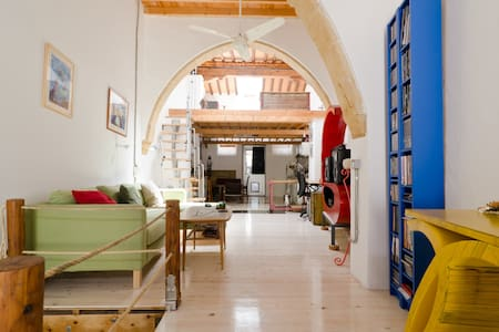 renovated house in old town Nicosia - House