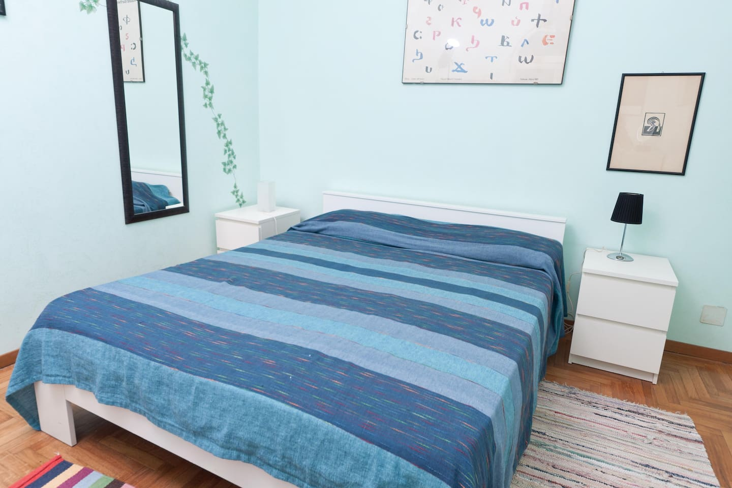 Firsth Bedroom