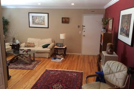 1 Bedroom Fully Furnished Condo (Easy NYC Commute) - Rutherford - Apartamento
