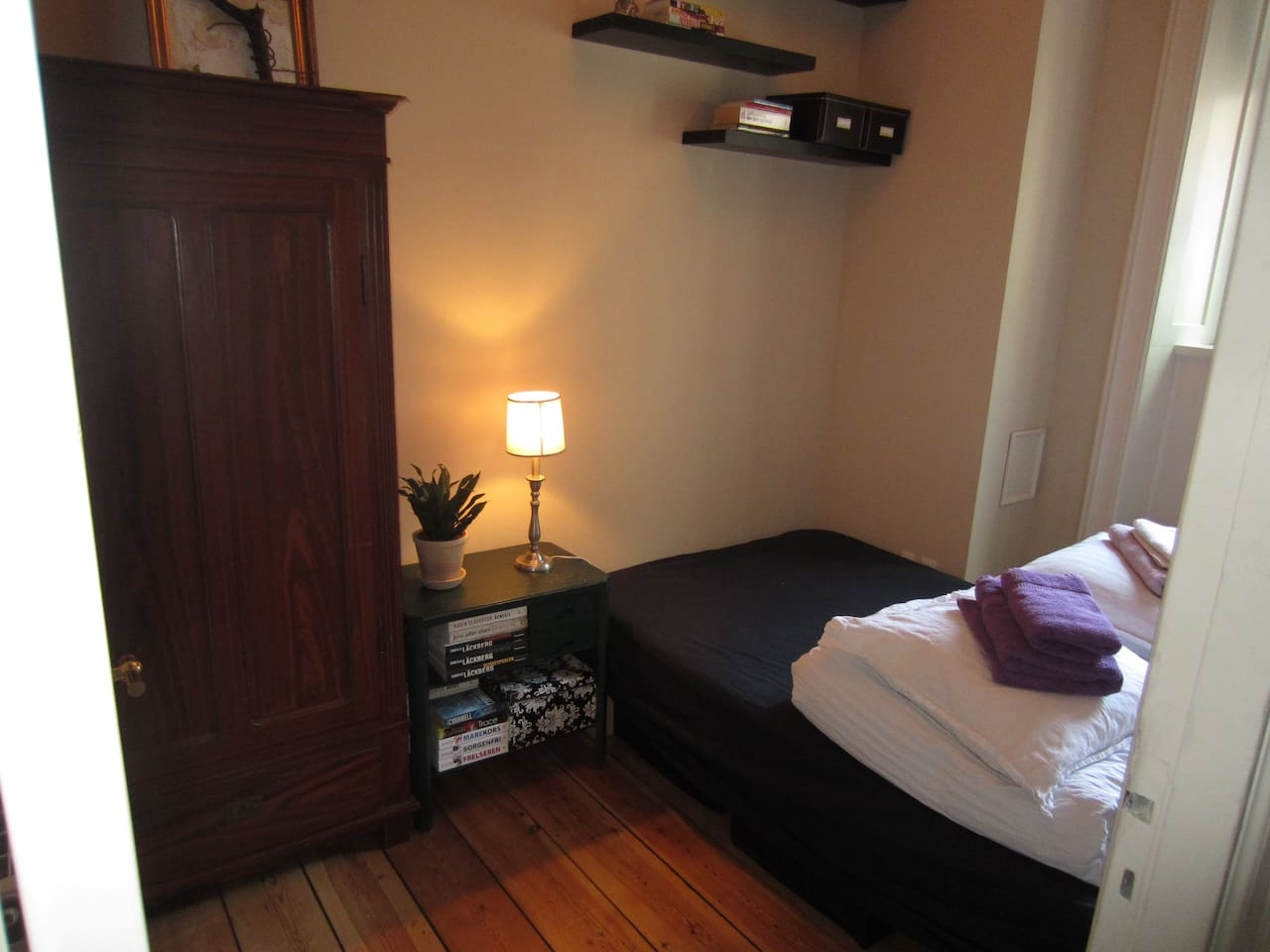 Small room for 2