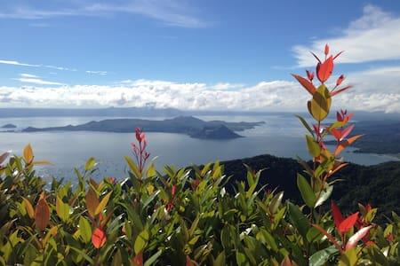 Tagaytay with Taal Volcano Trekking - Appartamento