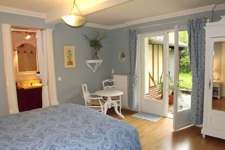 Chambre dans un écrin de verdure  - Yvrencheux - Rumah