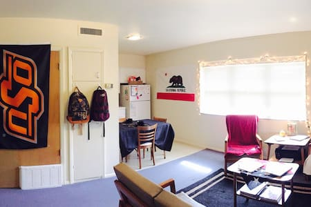 Private Room. Campus Apartment. Go Cowboys! - Stillwater  - Appartamento