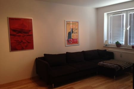2 rooms+1BD apartment close to city centre - Byt