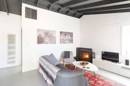 1940s Brick House - Joshua Tree - Maison