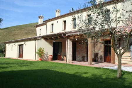 Agriturismo  just steps from Urbino