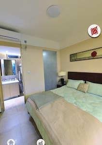 两房公寓-三亚万科森林度假公园 - 三亚市 - Lägenhet