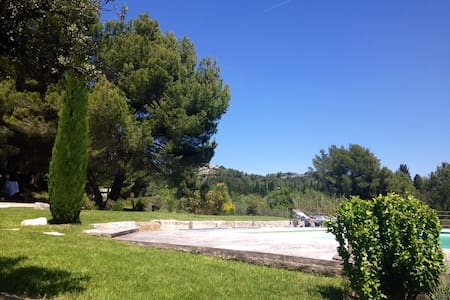 Calm and  warm villa in Alpilles - Talo
