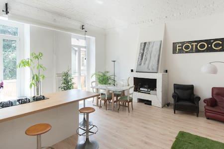 Torino central design loft - Turín