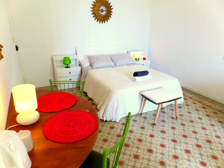 XL Room with Balcony Fully Equipped