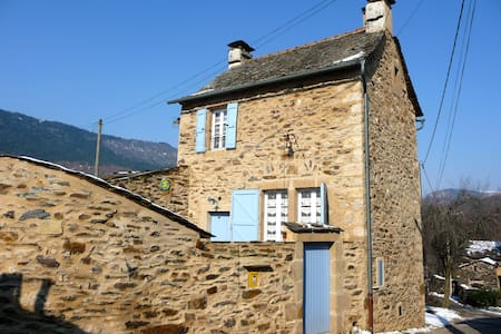 LOCATION GITE A LA SEMAINE LOZERE - House