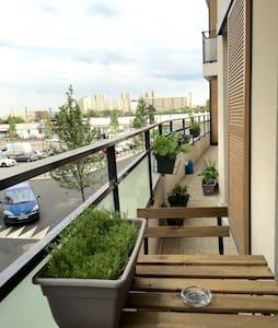 Chambre dans appartement moderne - Deuil-la-Barre