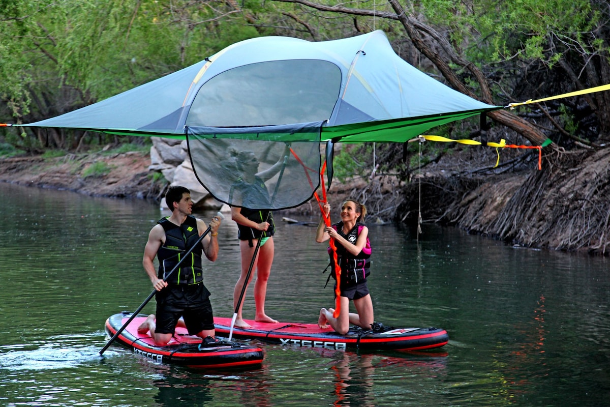 Rent Tentsile Hammock Tree Tents & Hammock Tent Rentals in St George | Rent Hammock Tent