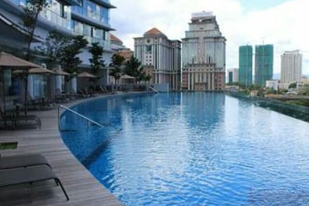 Spacious Condo in the heart of KL