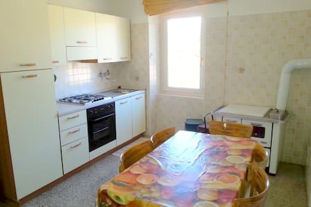 Trentino appartam.3 vista Dolomiti - Tres - Apartmen