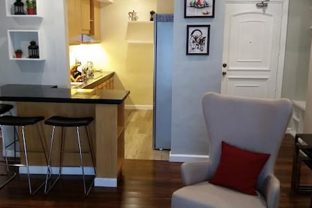 Newly Renovated 3 Bedroom unit in BSA Mansion - Apartamento