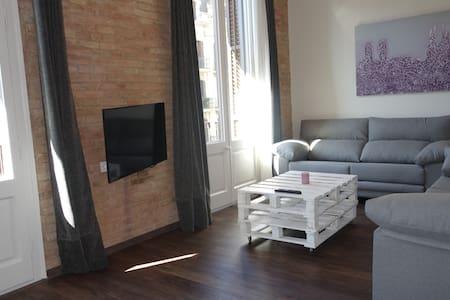 Barcelona city center apartment 2br - Barcelona - Apartment