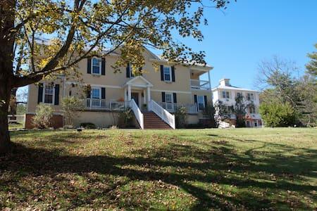 Shenandoah Manor B&B - Guest House - Szoba reggelivel