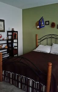 Cute,Quiet Room commuter friendly - Westborough - Apartment