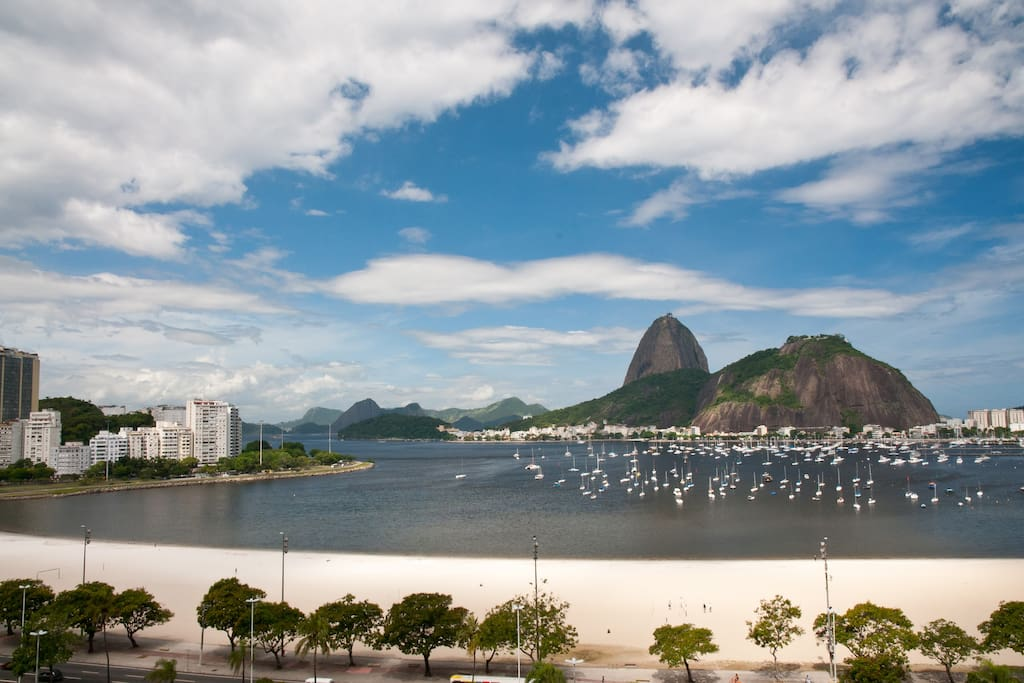 The most beautiful view in Rio!