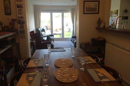 3bd home Gorleston summer holidays - House