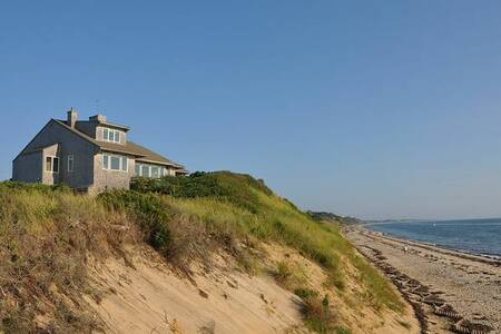 Waterfront Home with Private Beach - Truro - 獨棟