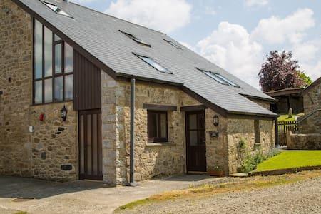 Character barn conversion near Dartmoor - Devon - Casa