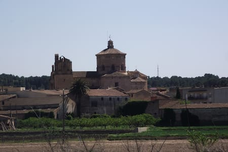 A peaceful haven on the Ebro - Ginestar - Chalé