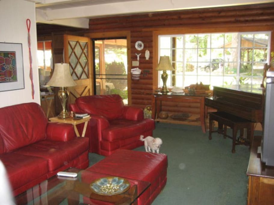 """Nevada City, Guest Room """"cottage"""""""