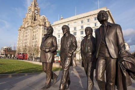 Liverpool City Stay - Liverpool - Apartment